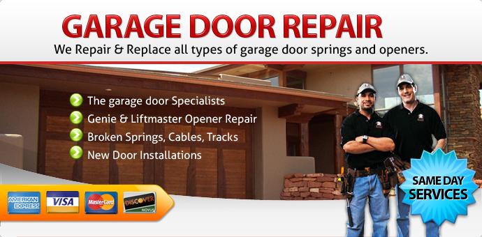 Garage Door Repair Gold Canyon Az